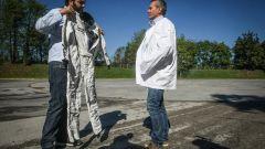 In pista a Monza con lo Chef Antonino Cannavacciuolo con Range Rover Sport SVR - Immagine: 7