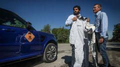 In pista a Monza con lo Chef Antonino Cannavacciuolo con Range Rover Sport SVR - Immagine: 8
