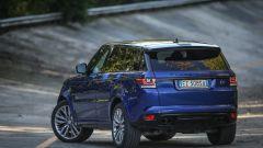 In pista a Monza con lo Chef Antonino Cannavacciuolo con Range Rover Sport SVR - Immagine: 15