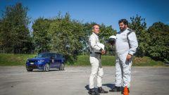 In pista a Monza con lo Chef Antonino Cannavacciuolo con Range Rover Sport SVR - Immagine: 17