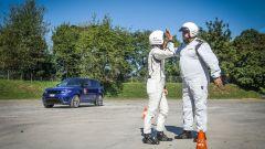 In pista a Monza con lo Chef Antonino Cannavacciuolo con Range Rover Sport SVR - Immagine: 19