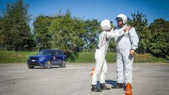 In pista a Monza con lo Chef Antonino Cannavacciuolo con Range Rover Sport SVR - Immagine: 21