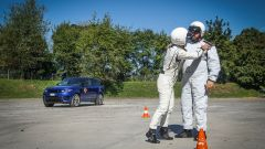 In pista a Monza con lo Chef Antonino Cannavacciuolo con Range Rover Sport SVR - Immagine: 22