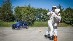 In pista a Monza con lo Chef Antonino Cannavacciuolo con Range Rover Sport SVR - Immagine: 24