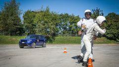 In pista a Monza con lo Chef Antonino Cannavacciuolo con Range Rover Sport SVR - Immagine: 25