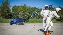 In pista a Monza con lo Chef Antonino Cannavacciuolo con Range Rover Sport SVR - Immagine: 26