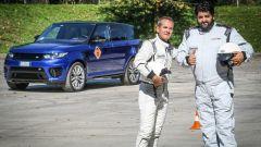 In pista a Monza con lo Chef Antonino Cannavacciuolo con Range Rover Sport SVR - Immagine: 16