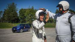 In pista a Monza con lo Chef Antonino Cannavacciuolo con Range Rover Sport SVR - Immagine: 28