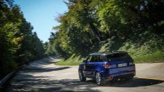 In pista a Monza con lo Chef Antonino Cannavacciuolo con Range Rover Sport SVR - Immagine: 72