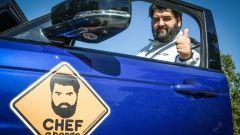 In pista a Monza con lo Chef Antonino Cannavacciuolo con Range Rover Sport SVR - Immagine: 54
