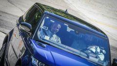 In pista a Monza con lo Chef Antonino Cannavacciuolo con Range Rover Sport SVR - Immagine: 59