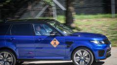 In pista a Monza con lo Chef Antonino Cannavacciuolo con Range Rover Sport SVR - Immagine: 66