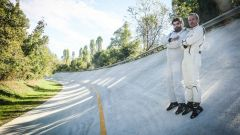 In pista a Monza con lo Chef Antonino Cannavacciuolo con Range Rover Sport SVR - Immagine: 80