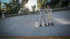 In pista a Monza con lo Chef Antonino Cannavacciuolo con Range Rover Sport SVR - Immagine: 81