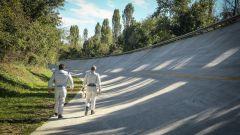 In pista a Monza con lo Chef Antonino Cannavacciuolo con Range Rover Sport SVR - Immagine: 82