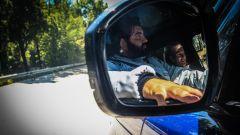 In pista a Monza con lo Chef Antonino Cannavacciuolo con Range Rover Sport SVR - Immagine: 1
