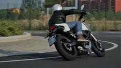 In prova con Honda CB 125R