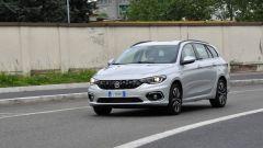 In prova con la Fiat Tipo Station Wagon 1.6MJT DDCT