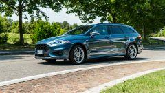 In prova con la Ford Mondeo 2020 Hybrid Wagon