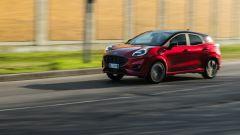 Nuova Ford Puma 1.0 Ecoboost Hybrid: prova, consumi, prezzo