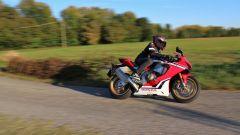 In prova con la Honda CBR 1000 RR Fireblade SP 2019