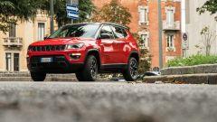 In prova con la Jeep Compass 4xe Trailhawk plug-in hybrid
