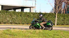 In prova con la Kawasaki Z1000SX Tourer 2019