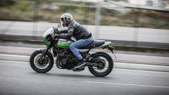In prova con la Kawasaki Z900RS Cafe 2019