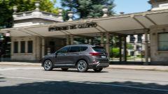 In prova con la nuova Hyundai Santa Fe 2019