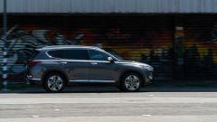 In prova con la nuova Hyundai Santa Fe