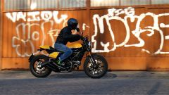 In prova con la Scrambler Ducati Full Throttle