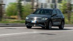 Volkswagen Tiguan 1.5 TSI R-Line: prova, interni, prezzo