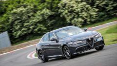 In prova con l'Alfa Romeo Giulia Veloce 280 CV AT8 Q4 benzina