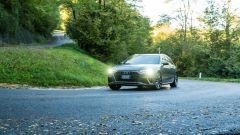 In prova con l'Audi A4 Avant 2019