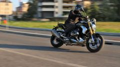 In sella alla BMW R 1250 R 2019