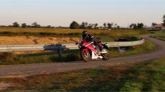 In sella alla Honda CBR 1000 RR Fireblade SP 2019