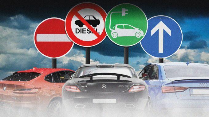 In UK si studia lo stop al motore a scoppio entro il 2030