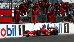 In vendita la Ferrari con cui Schumacher vinse il mondiale - Immagine: 2