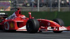 In vendita la Ferrari con cui Schumacher vinse il mondiale - Immagine: 1