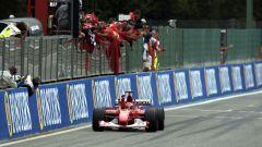 In vendita la Ferrari con cui Schumacher vinse il mondiale - Immagine: 3