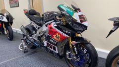 In vendita la Honda CBR del Team Triple M del Mondiale Superbike 2018