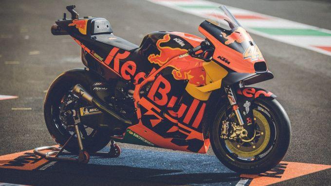 In vendita la KTM RC16 2019 di Pol Espargaro