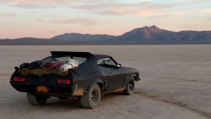 In vendita l'auto del primo mitico Mad Max