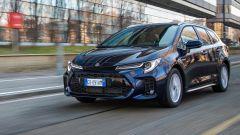 Suzuki Swace Hybrid, la station wagon che non ti aspetti. Prova video - Immagine: 4