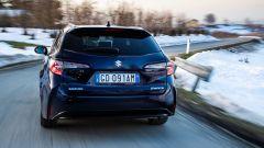 Suzuki Swace Hybrid, la station wagon che non ti aspetti. Prova video - Immagine: 6