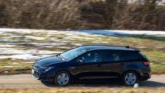 Suzuki Swace Hybrid, la station wagon che non ti aspetti. Prova video - Immagine: 8