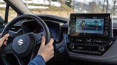 Suzuki Swace Hybrid, la station wagon che non ti aspetti. Prova video - Immagine: 15