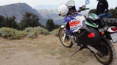 In viaggio con la Honda XRV750 Africa Twin