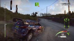 In WRC è possibile correre con le WRC ufficiali