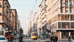 Incentivi 2020 del Comune di Milano, un'immagine del blocco del traffico